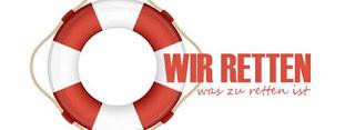 Banner #wirrettenwaszurettenist